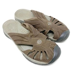 Keen atomic footbed sandals